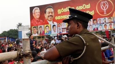 In Sri Lanka, fear and uncertainty ahead of presidential vote
