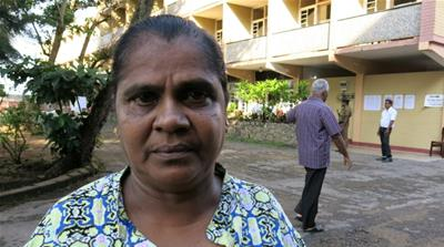 Votes in Sri Lanka - Sandya Kumari