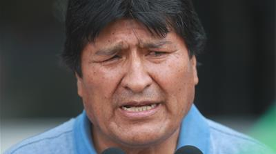 Is Bolivia's Evo Morales the victim of a coup?