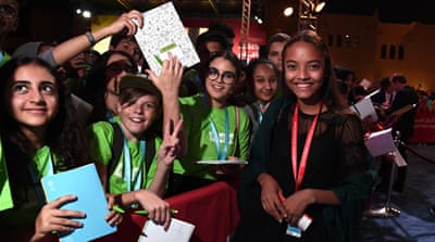 Qatari film festival pulls in younger generations