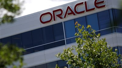 Oracle's largely white board draws US congressional scrutiny