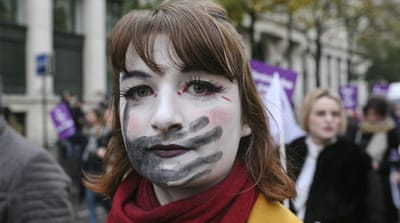 Why has it been such a deadly year for French women?