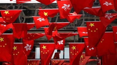 China considers replacing top Hong Kong liaison officer: report