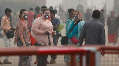 'Delhi in ICU': Spike in respiratory diseases due to toxic smog