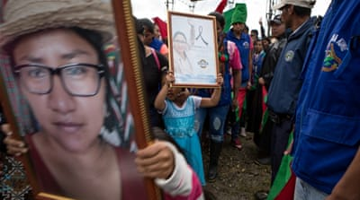 Colombia: Residents mourn indigenous leaders killed in Cauca