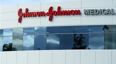 Johnson & Johnson seeks European approval of its Ebola vaccine