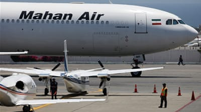 US imposes new sanctions on Iran's biggest airline