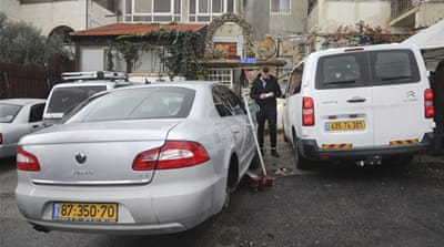 Israel: Cars of Palestinians vandalised in apparent hate crime