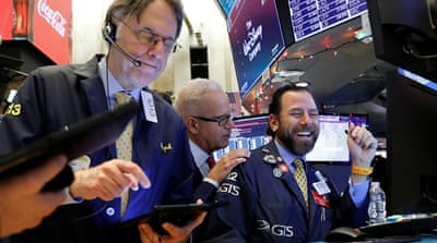 Global markets rise on hopes of progress on US-China trade deal