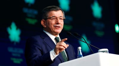 Turkey: Former PM and Erdogan ally launches new party