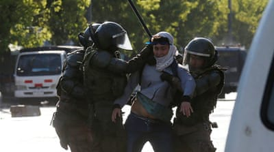Chile police committed serious human rights abuses: UN report