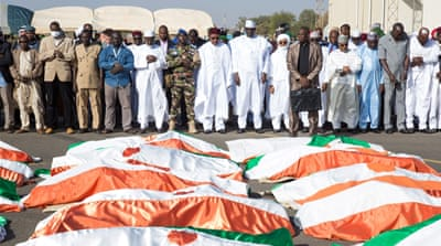 Niger fighting 'asymmetric war' against armed groups: Analysts