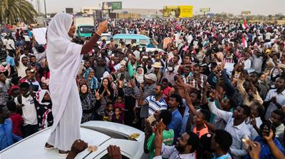 12 defining moments in Sudan's 12-month uprising