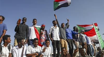 Sudan marks uprising anniversary with demands for justice