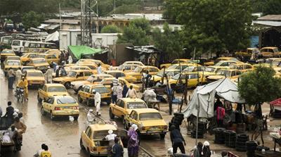 N'Djamena traffic