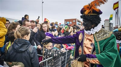 Black Pete: Blackface character stirs debate during Dutch holiday