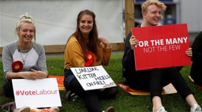 Britain's election and the deepening generational divide