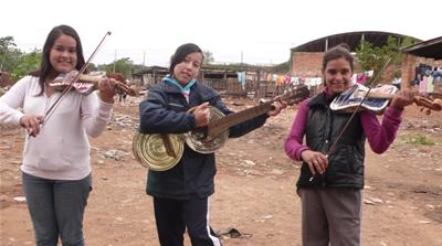 Landfill Harmonic: Paraguay's Recycled Orchestra