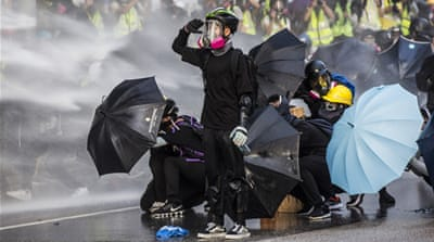 Hong Kong's year of protest set to continue into 2020