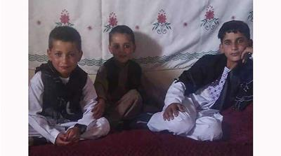 Mohammed Waqad jan, Mohammed Ilyas jan and Mohammed Fayaz Jan