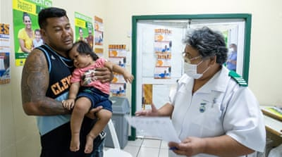 Samoa measles vaccination hits target but new cases still rising