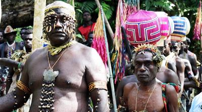 Bougainville backs independence from Papua New Guinea