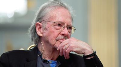 Kosovo to boycott Nobel ceremony over Handke's literature prize