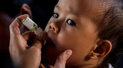 Malaysia reports first polio case in 27 years