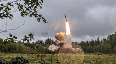 US suspends compliance with INF Treaty, may withdraw in 6 months