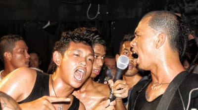 Indonesia artists slam bill banning 'negative' foreign influences
