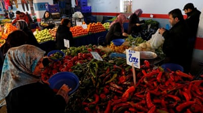 Food prices slashed as Turkey readies for local elections