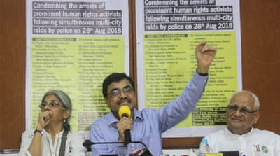 Indian Dalit scholar slapped with 'terror' charges, faces arrest