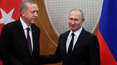 Russia: Turkey needs Syria's consent before setting up safe zone
