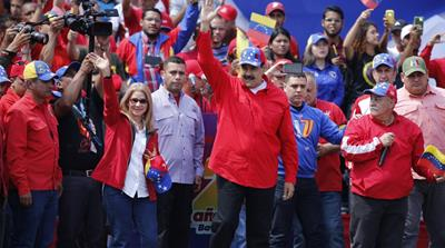 Venezuela's Maduro and his offer of 'new elections'