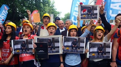 Turkey Seeks Life Term For Suspects Over 2017 Gezi Park Protests