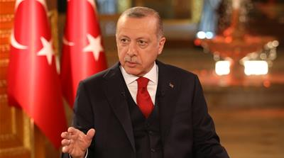 Is Turkey's president under threat?