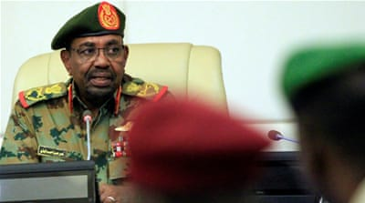 Sudan's President Bashir steps down as ruling party leader