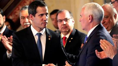 US ramps up pressure on Maduro with fresh sanctions