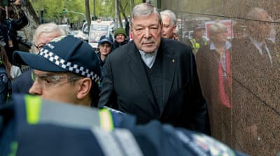 Australia's highest court agrees to hear Cardinal Pell appeal