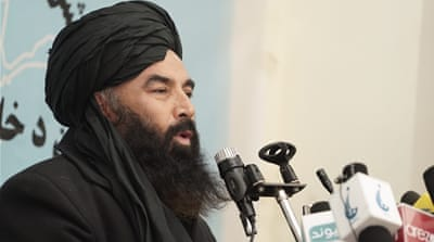 Ex-Taliban official: 'No Afghan peace deal if air raids continue'