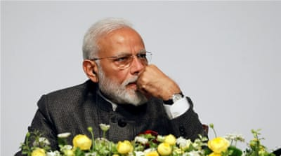 India's Modi criticised for politicising Pakistan standoff