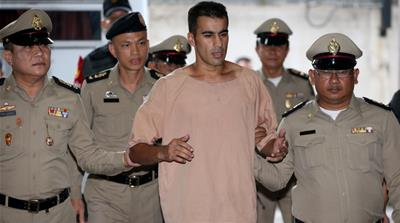 'Don't send me to Bahrain!': Hakeem al-Araibi fights extradition