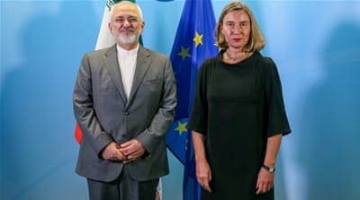 Win some, lose some: Iran, the EU and Trump's three-way game