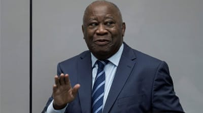 Ivory Coast's ex-president Laurent Gbagbo released to Belgium