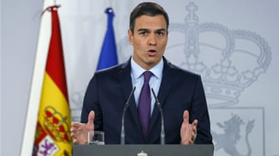 Spanish PM travels to Strasbourg to 'defend' country's judiciary