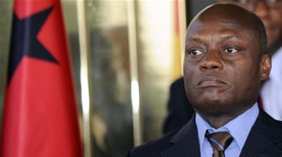 President worried about drug trade as Guinea-Bissau votes