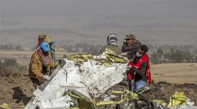 Control system under scrutiny after Ethiopian Airlines crash