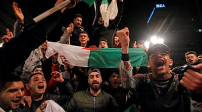 Algerian people won the battle, but the struggle is not yet over