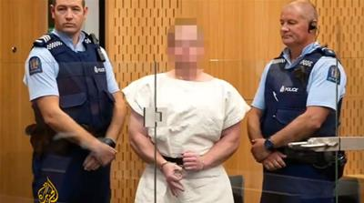 NZ suspect donated money to French branch of far-right group