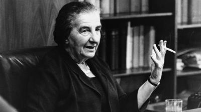 The mixed legacy of Golda Meir, Israel's first female PM
